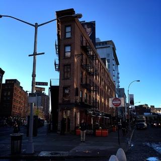晴れた日に、ニューヨークにて。