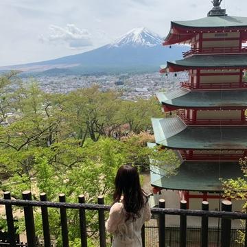 【 富士山 】絶景スポット と ご当地グルメ