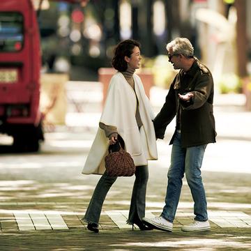 大草直子さんの夫と過ごす日のコーディネート