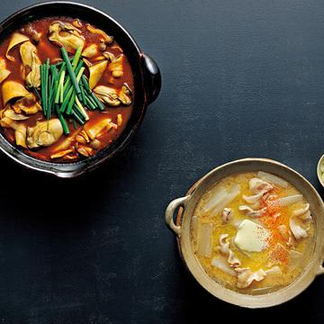 切り方や味つけで違う風味を楽しめる!大根をたっぷり使った「カレー鍋」&「白味噌鍋」