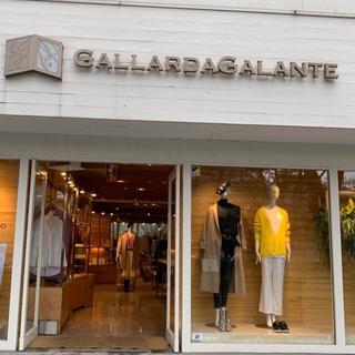 gallardagalante 2019SS 展示会レポ