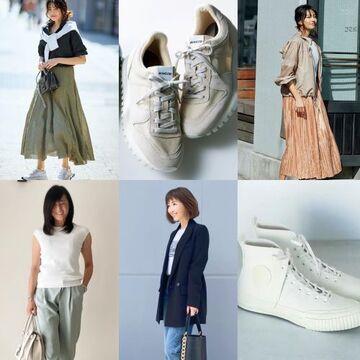 人気のZARA・ユニクロ「春の高見えアイテム」をチェックして【ファッション人気ランキングTOP10】