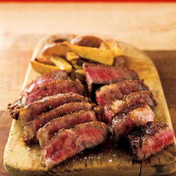 2.パリの名店の仕事を受け継ぐ 肉職人のステーキ ル・キャトーズィエム