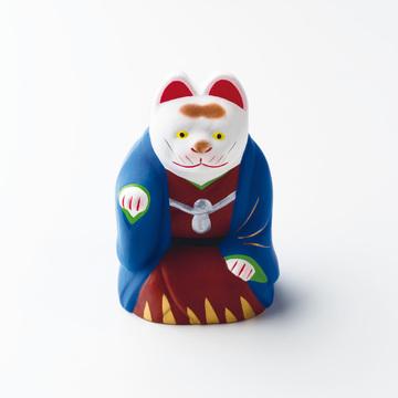 日本最古の郷土玩具「丹嘉」の伏見人形