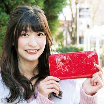専属読モ♡ カワイイ選抜のお財布見せて!