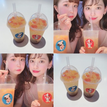【 TokyoDisneyland 】時間限定 の タピオカ !?