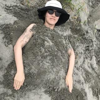 砂浴で究極のデトックス~後編♪