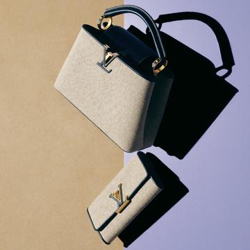 ルイ・ヴィトン 銀座並木通り店のオープンを祝う、スペシャルなバッグ&ウォレット【Fashion Scoop!】