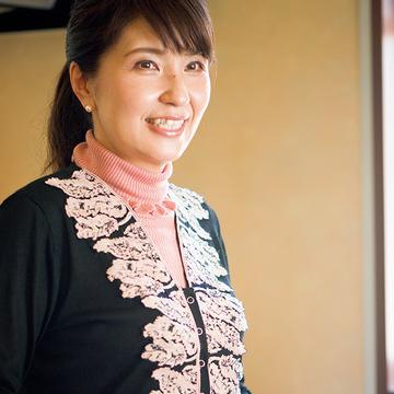 島津久美さん(服飾ブランド『ペオニア』デザイナー)