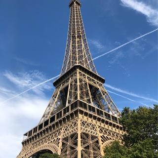 夏休みは熱波が過ぎ去ったフランス・パリへ
