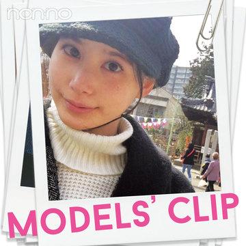 金城茉奈の大好物♡ 一人○○○も大好き!【Models' Clip】