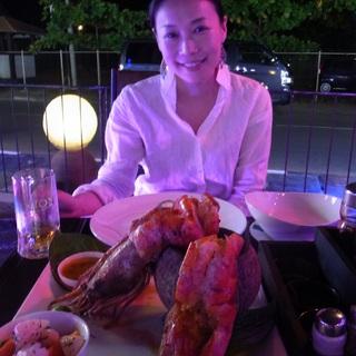 スリランカで食べたり飲んだりして元気になった!