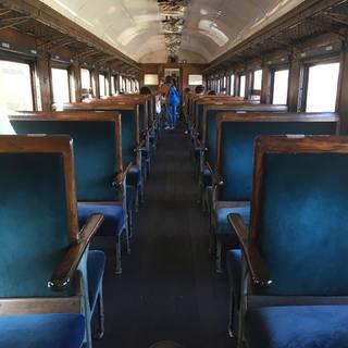 昔の客車に乗りたくて、大井川鐡道へ。