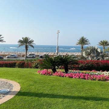 「ATRANTIS THE PALM」ホテルのお部屋&プライベートビーチ 〜ドバイ⑦〜_1_18-1