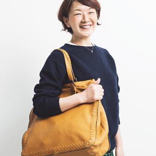 小堀紀代美さんのバッグの中身はこれ!