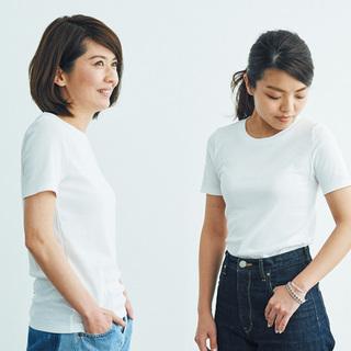 セレクトショップのオリジナル白Tシャツ、着比べてみまSHOW!