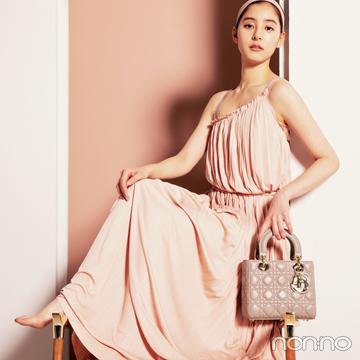 新木優子×Diorのバッグ♡ 初めてのブランドバッグにも!【20歳からの名品】