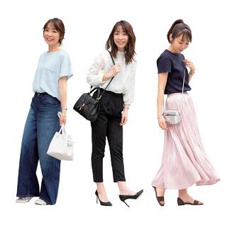 美女組・Akaneさんがアラフォー的「高見えプチプラブランド」をテイスト別に紹介!