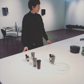 人気ガラス作家、辻和美さんの個展がソウルで開催中!_1_3-1