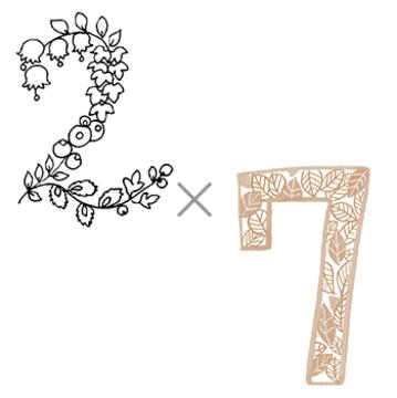 2×7 (研究に没頭する年)