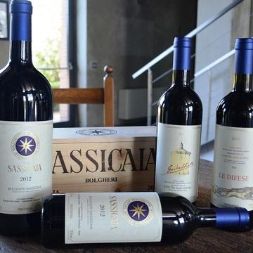 """""""世界最高峰の""""赤ワイン「サッシカイア」の 高貴さとエレガンスの秘密とは?【飲むんだったら、イケてるワイン/WEB特別篇]"""