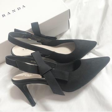【RANDA】 私のオススメ♡夏に使える【スポサン】【パンプス】_1_1