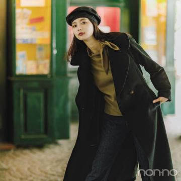リリーブラウンのコートが欲しい人に、おすすめ3着★【2018秋冬コート】