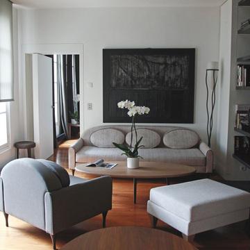世界で活躍するインテリアデザイナーの自宅に見る、インテリアのポイント 五選
