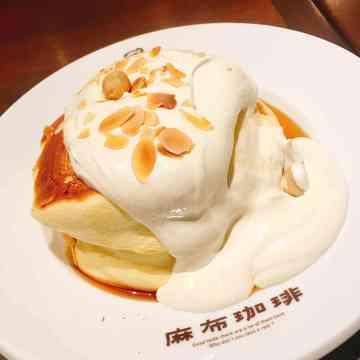 麻布珈琲♡ふわとろパンケーキ