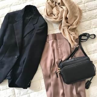仕事はじめは手抜きでキレイ!1月を助ける艶パンツ【高見えプチプラファッション #89】