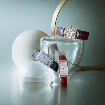 大人の知性が香る!名ブランドの「スクエアフェイス」腕時計3選【洗練と羨望のビジネス腕時計】