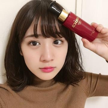 濡れツヤ髪で色っぽく♡決め手は《ベビーオイル》!?