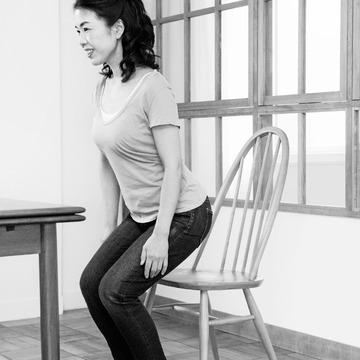 3.椅子に座るとき