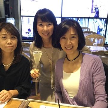 渋谷でディナー