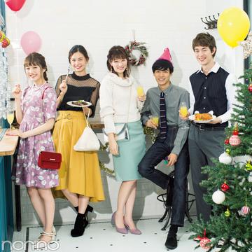 男女MIXのクリパ&クリスマス女子会の正解コーデはコレ!【大学生の冬イベ♡ モテコーデ】