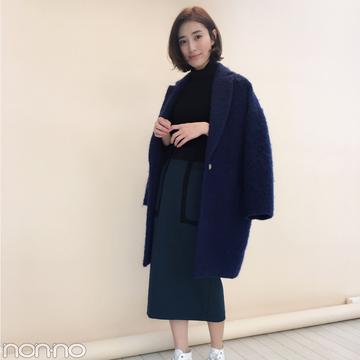 岡本あずさはユニクロのタートル×コンバースで上品カジュアル♡【モデルの私服】