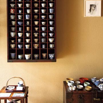 女性店主が見立てる素敵な伊万里の『戀壺洞』【京都、素敵な主がいるお店】
