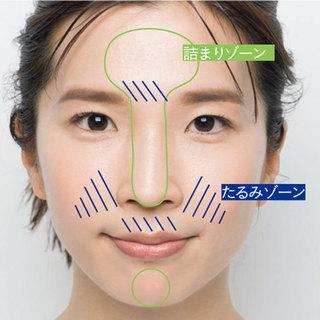 眉間や鼻の下の毛穴が目立つようになってきた…【アラフォーの毛穴悩みQ&A】