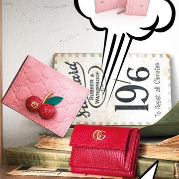 グッチのミニ財布が最高に#映える&使える!【20歳からの名品】