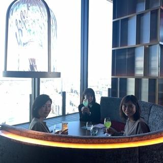 渋谷が大人の街に変貌!渋谷フクラス18階のセラビで美女組ランチ_1_5-1