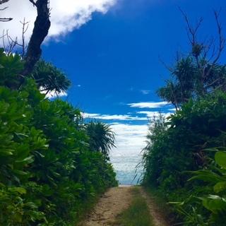 神の島パワースポット「久高島」に上陸