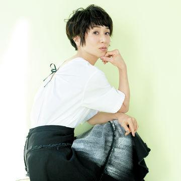 スタイリスト佐伯敦子さんセレクト「MARNI」のアイコニックアイテムで日常スタイルを新鮮に!