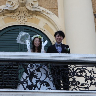 結婚記念日でした☺