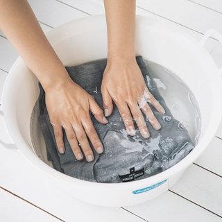 素敵なニットを、素敵なまま着続けるために「ニットの洗濯どうする?」