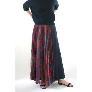 遊び心のあるミュラーオブヨシオクボのロングスカート【SHOP Marisol】