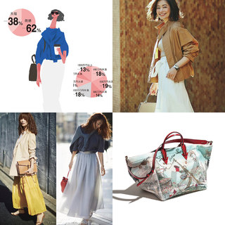 マリソルおしゃれ白書2020から大人のための夏のセットアップまで【ファッション人気記事ランキングトップ10】
