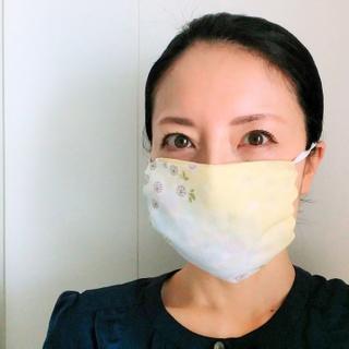 縫わないdeマスク