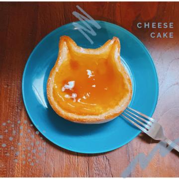 【おうち時間に】ねこ型のにゃんともかわいいチーズケーキをお取り寄せ!