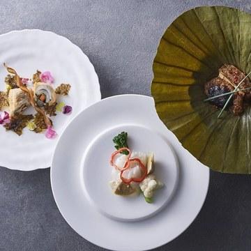 ザ・キャピトルホテル 東急の中国料理「星ヶ岡」で熊本県産食材の逸品コースを堪能