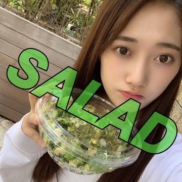 【ヘルシー】おすすめサラダランチ!!